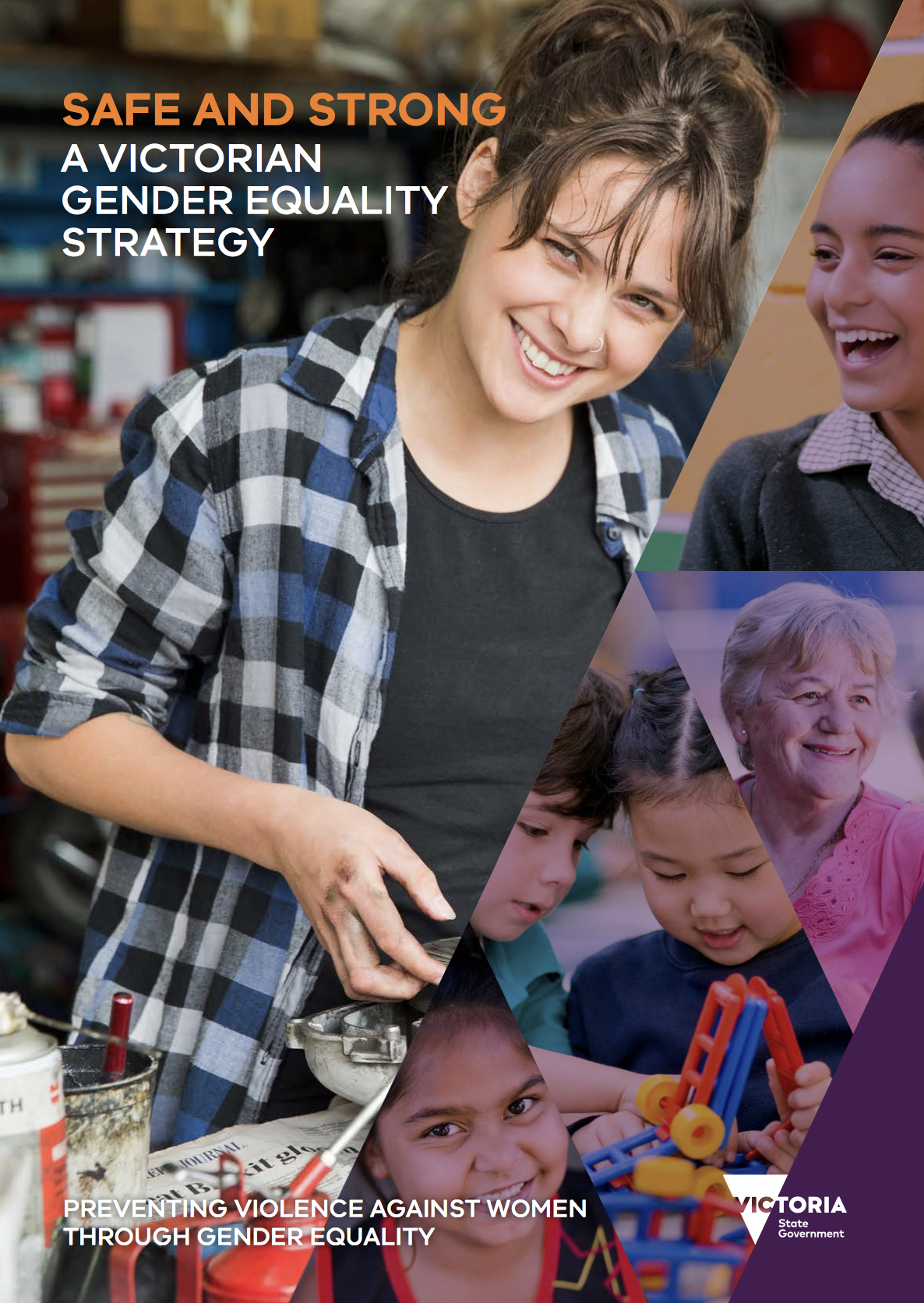Victorian Government Gender Equality Strategy
