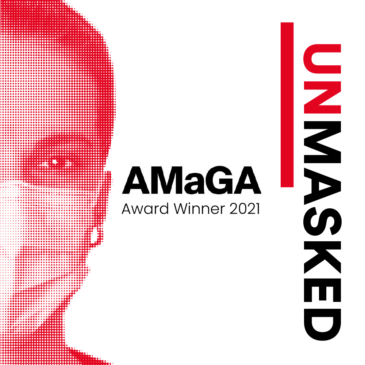 Her Place exhibition UNMASKED receives an AMaGA award